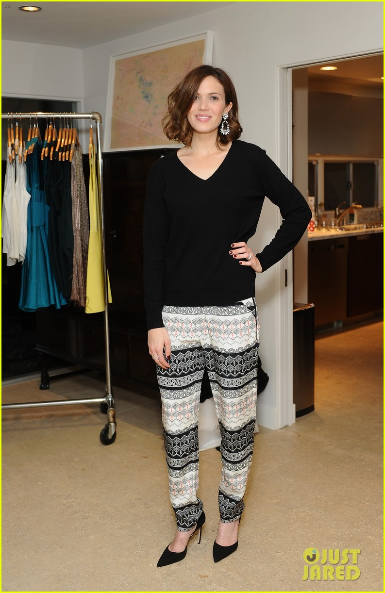 nikki reed mandy moore a parker party 143009650