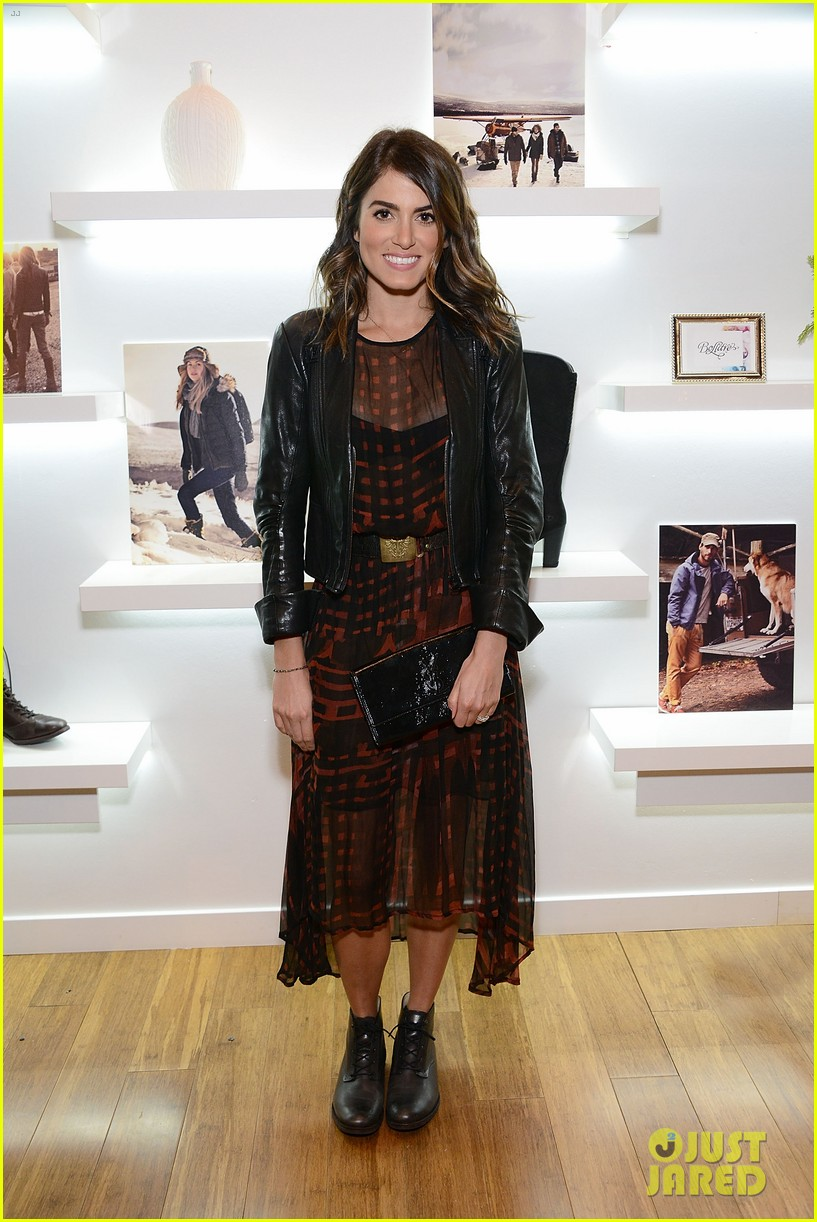 nikki reed paul mcdonald timberland acoustic night 013013133