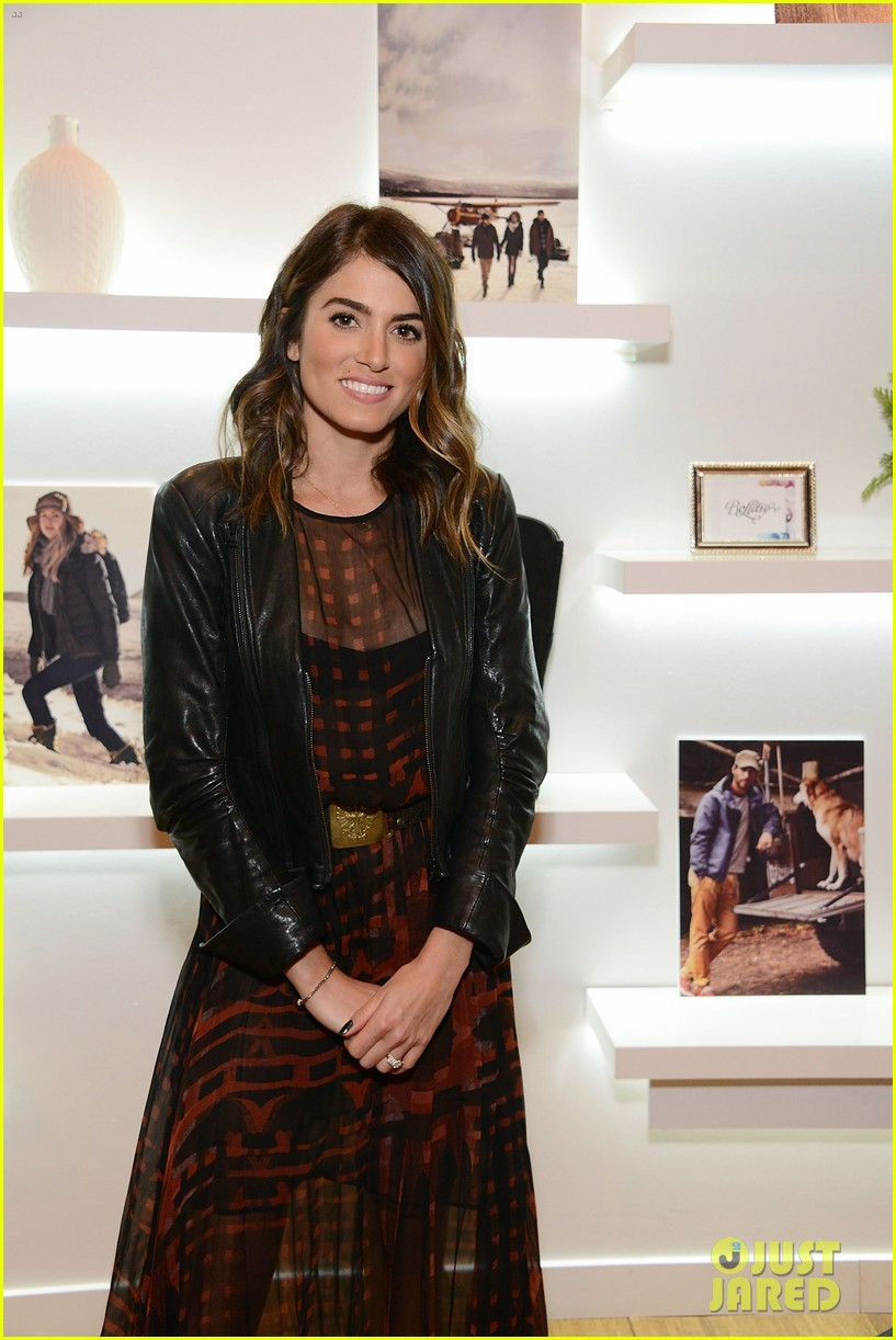 nikki reed paul mcdonald timberland acoustic night 043013136