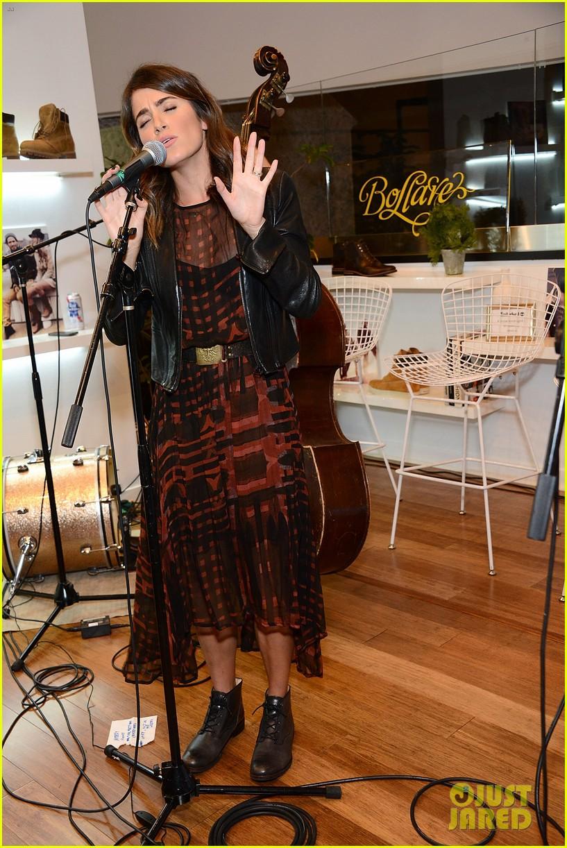 nikki reed paul mcdonald timberland acoustic night 11