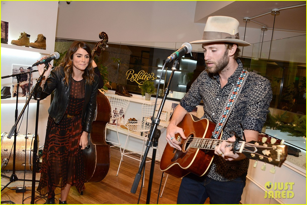 nikki reed paul mcdonald timberland acoustic night 243013156