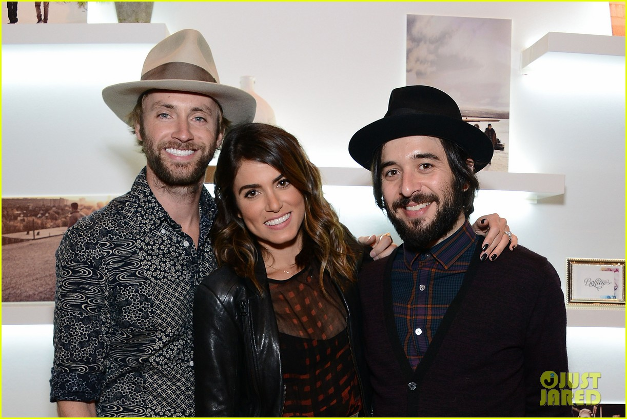 nikki reed paul mcdonald timberland acoustic night 263013158