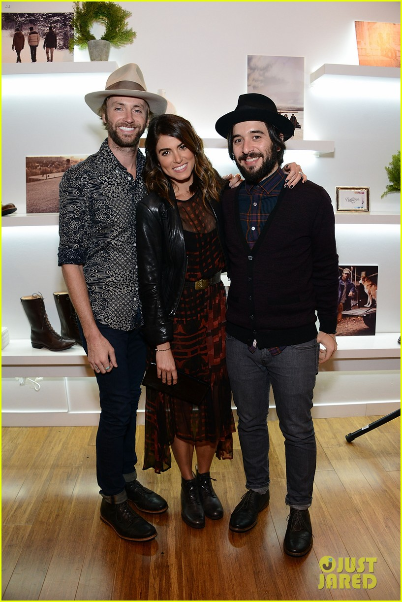 nikki reed paul mcdonald timberland acoustic night 283013160