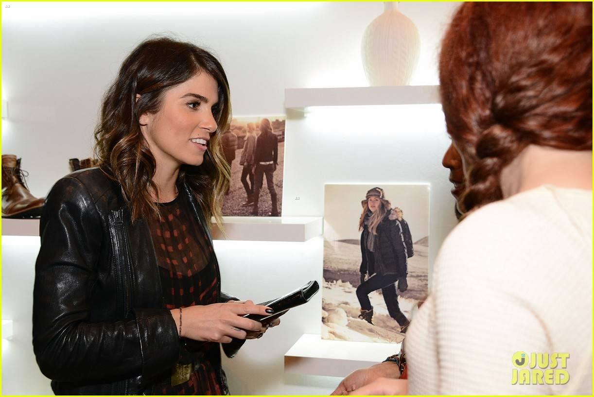 nikki reed paul mcdonald timberland acoustic night 293013161