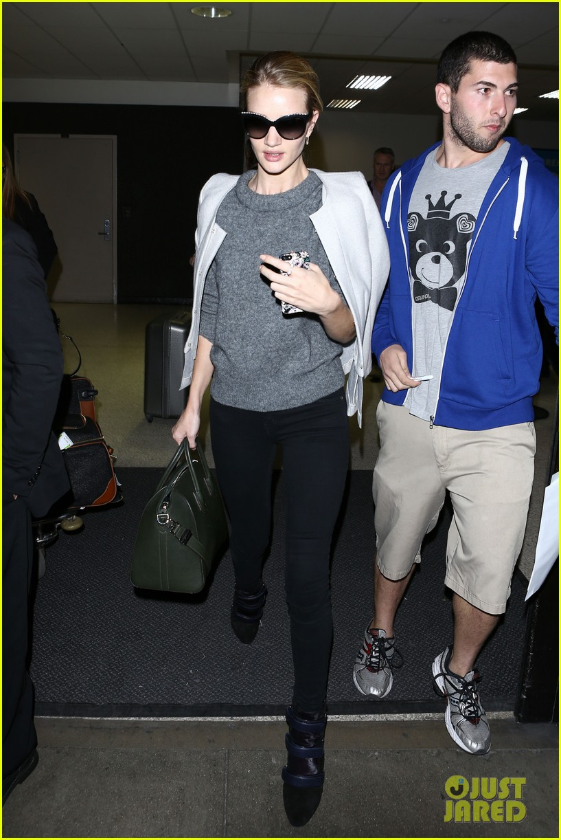 rosie huntington whiteley back in la after bfa 073005481
