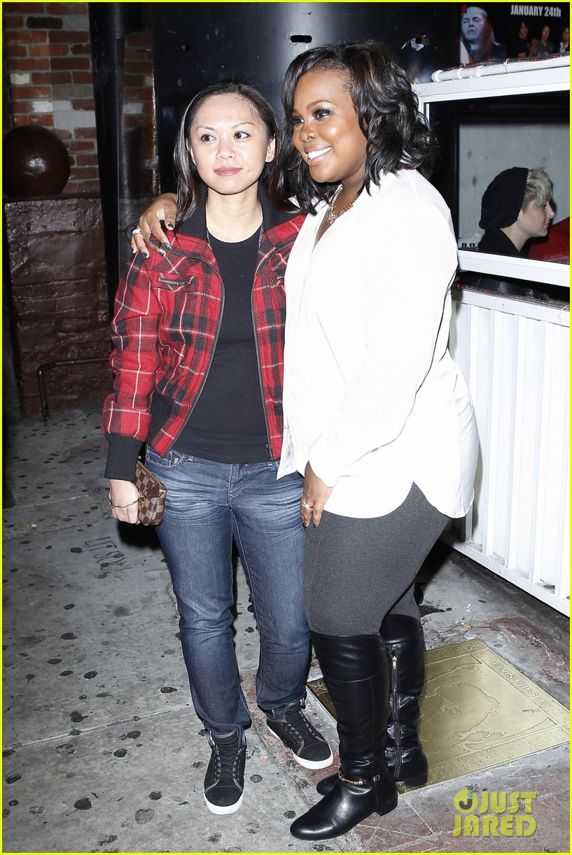 amber riley holiday concert with tori kelly michelle williams 103017107