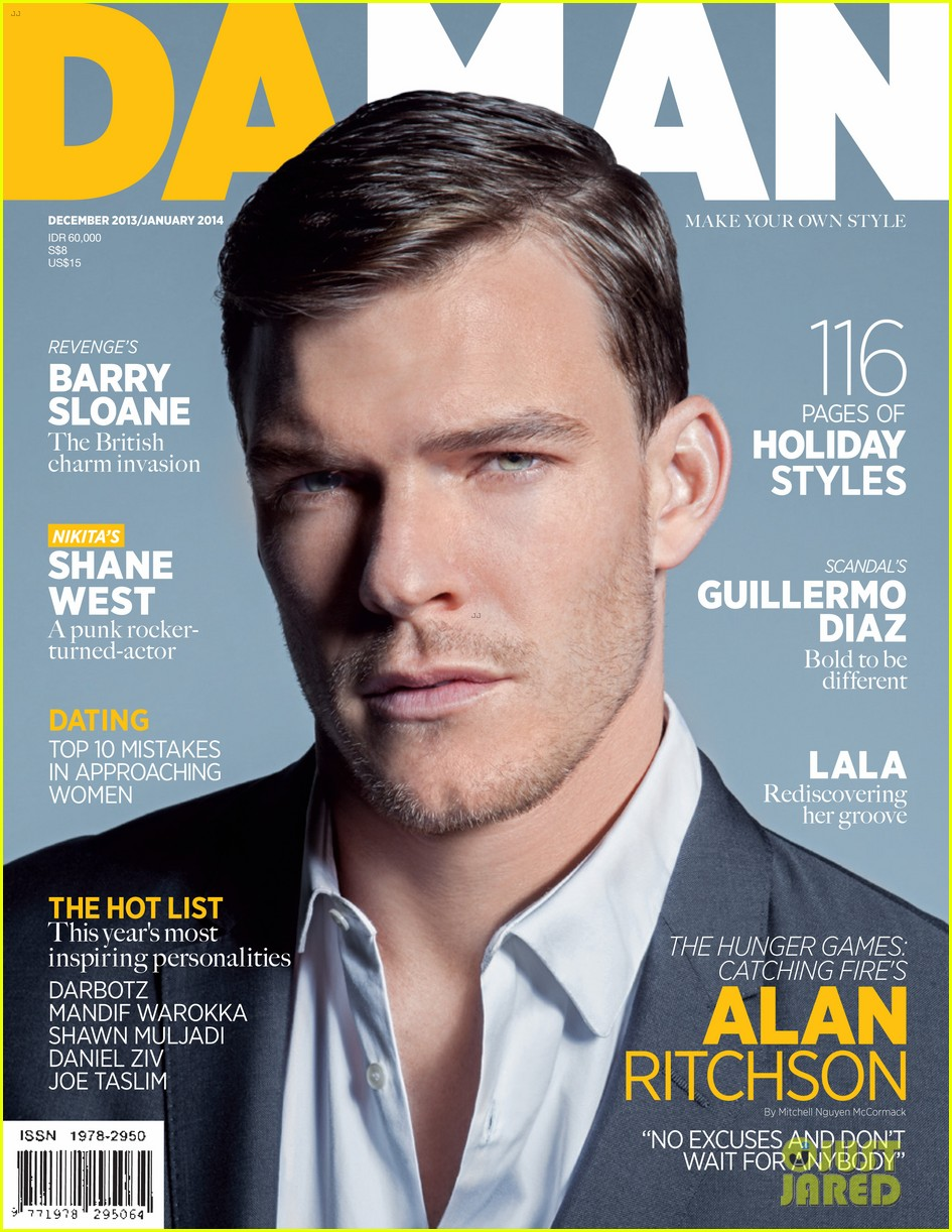 alan ritchson bares ripped shirtless body for da man magazine 053003571