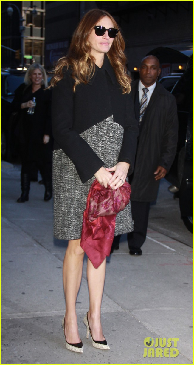 julia roberts durmot mulroney august osage county ny premiere 103010863