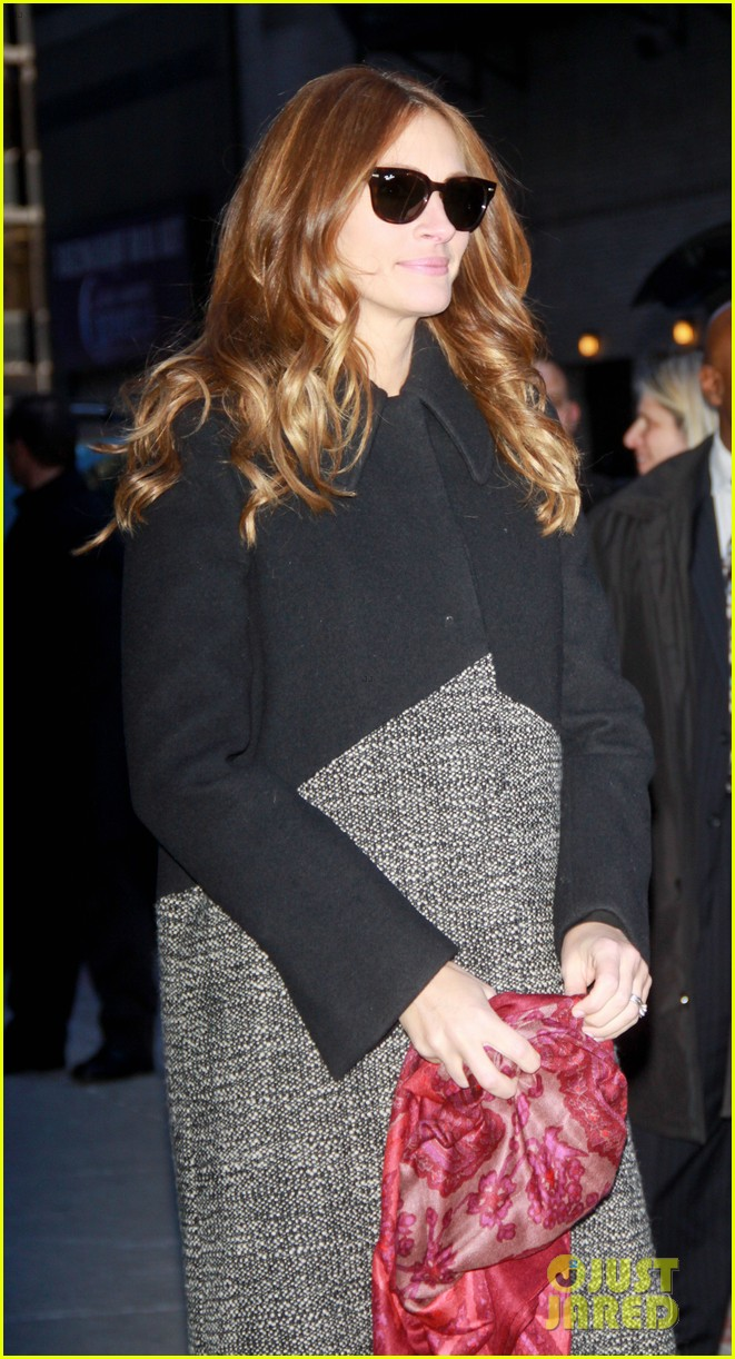 julia roberts durmot mulroney august osage county ny premiere 113010864
