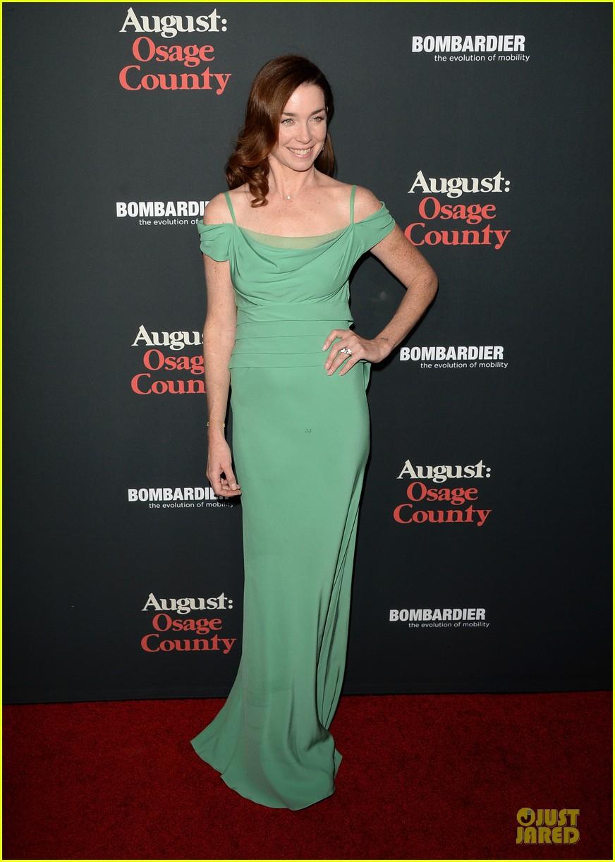 julia roberts meryl streep august osage county la premiere 19