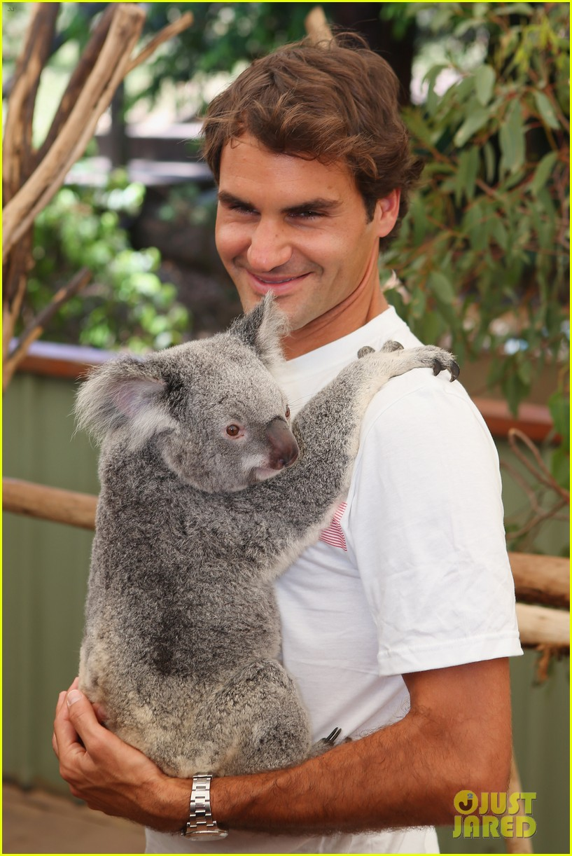 roger federer brisbane international after baby news 01