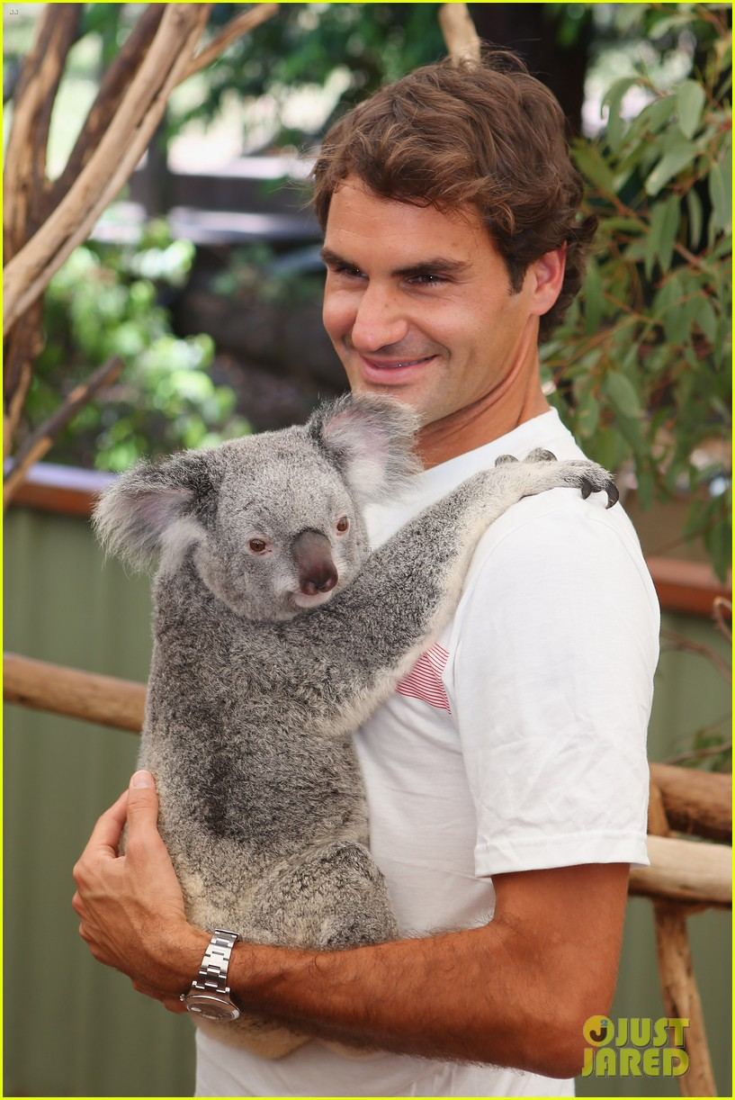 roger federer brisbane international after baby news 083019403