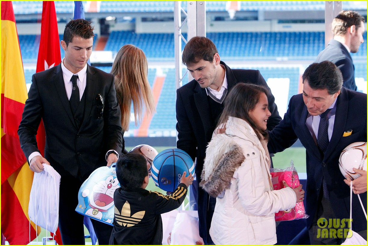 cristiano ronaldo one toy one hope charity event 163013586