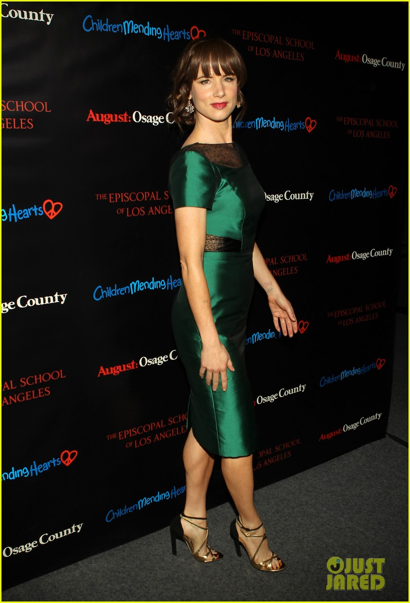 emmy rossum juliette lewis august osage county screening 253006170