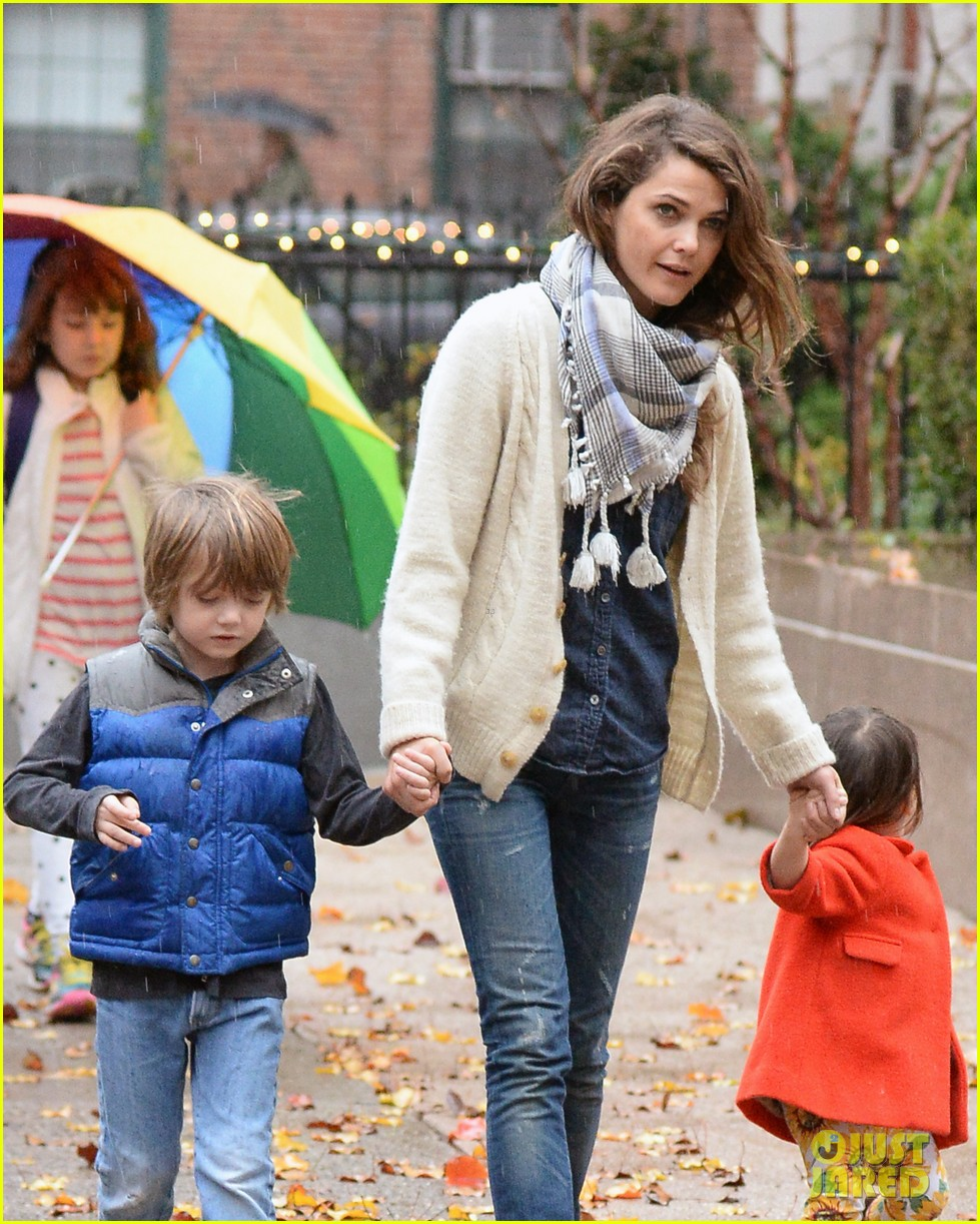 keri russell steps out with kids after shane deary split news 02