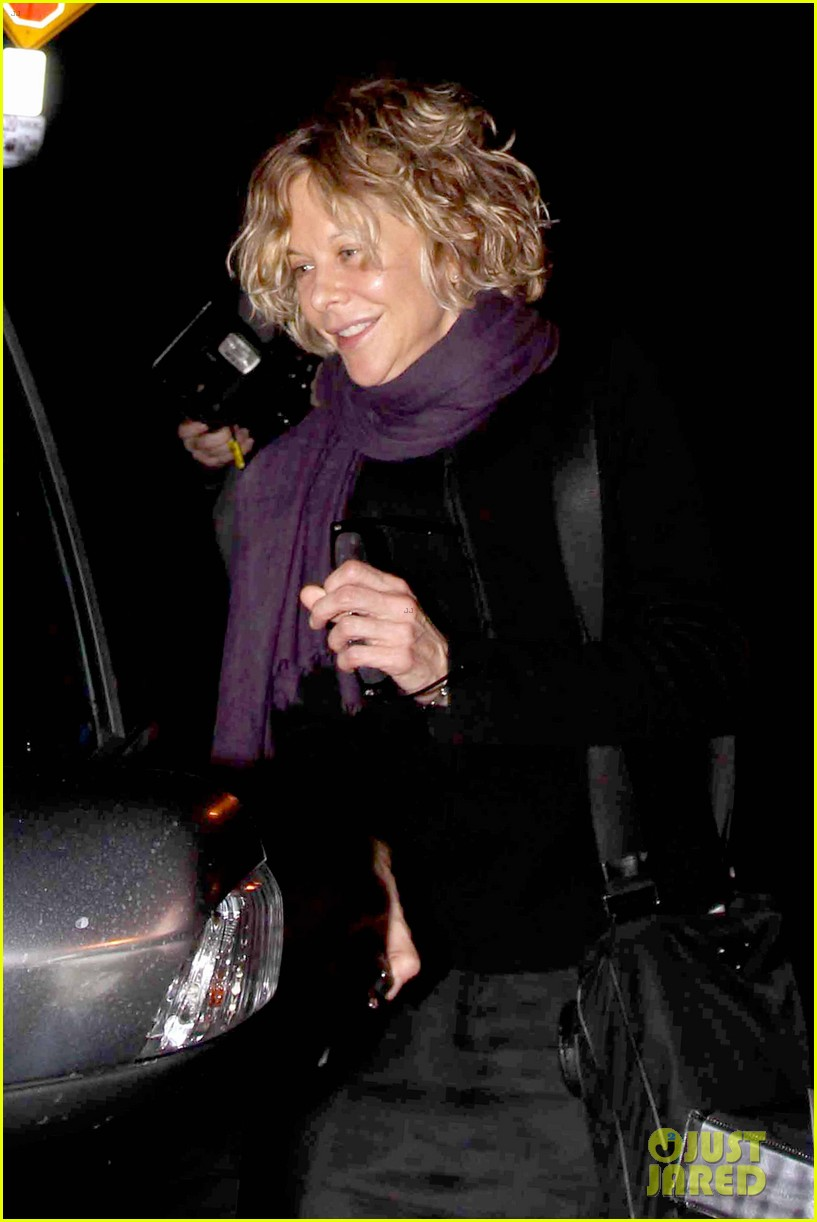 meg ryan christmas eve dinner at craigs 043017559