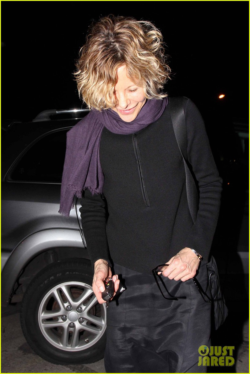 meg ryan christmas eve dinner at craigs 083017563