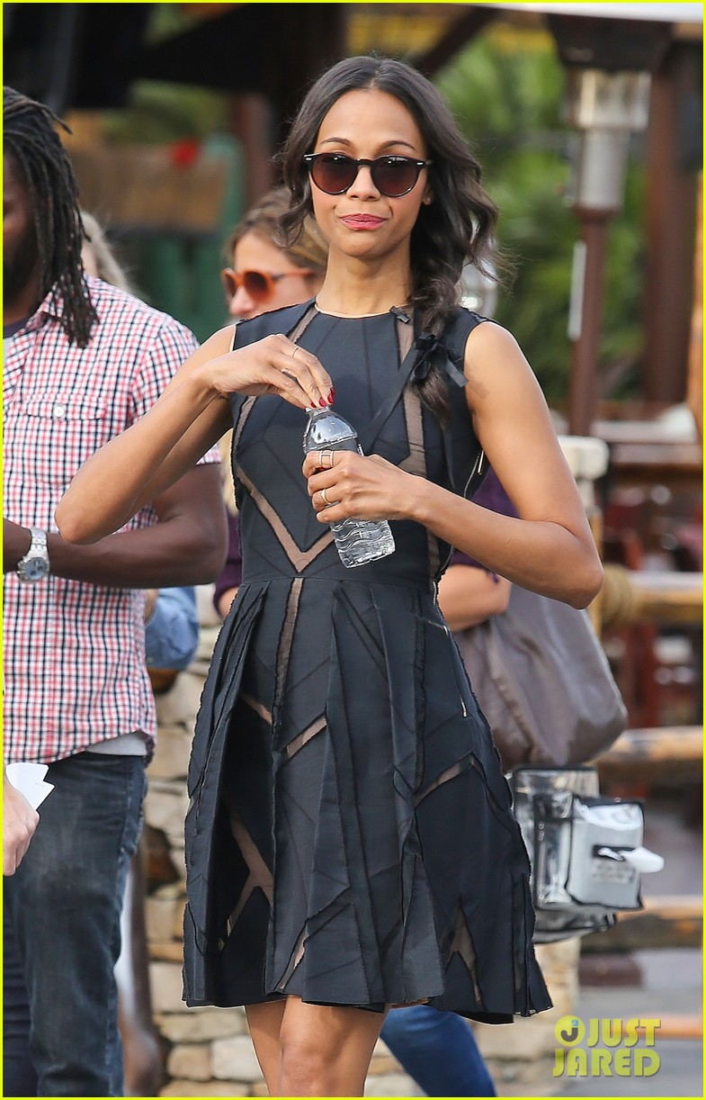 zoe saldana britney spears is a southern belle 04