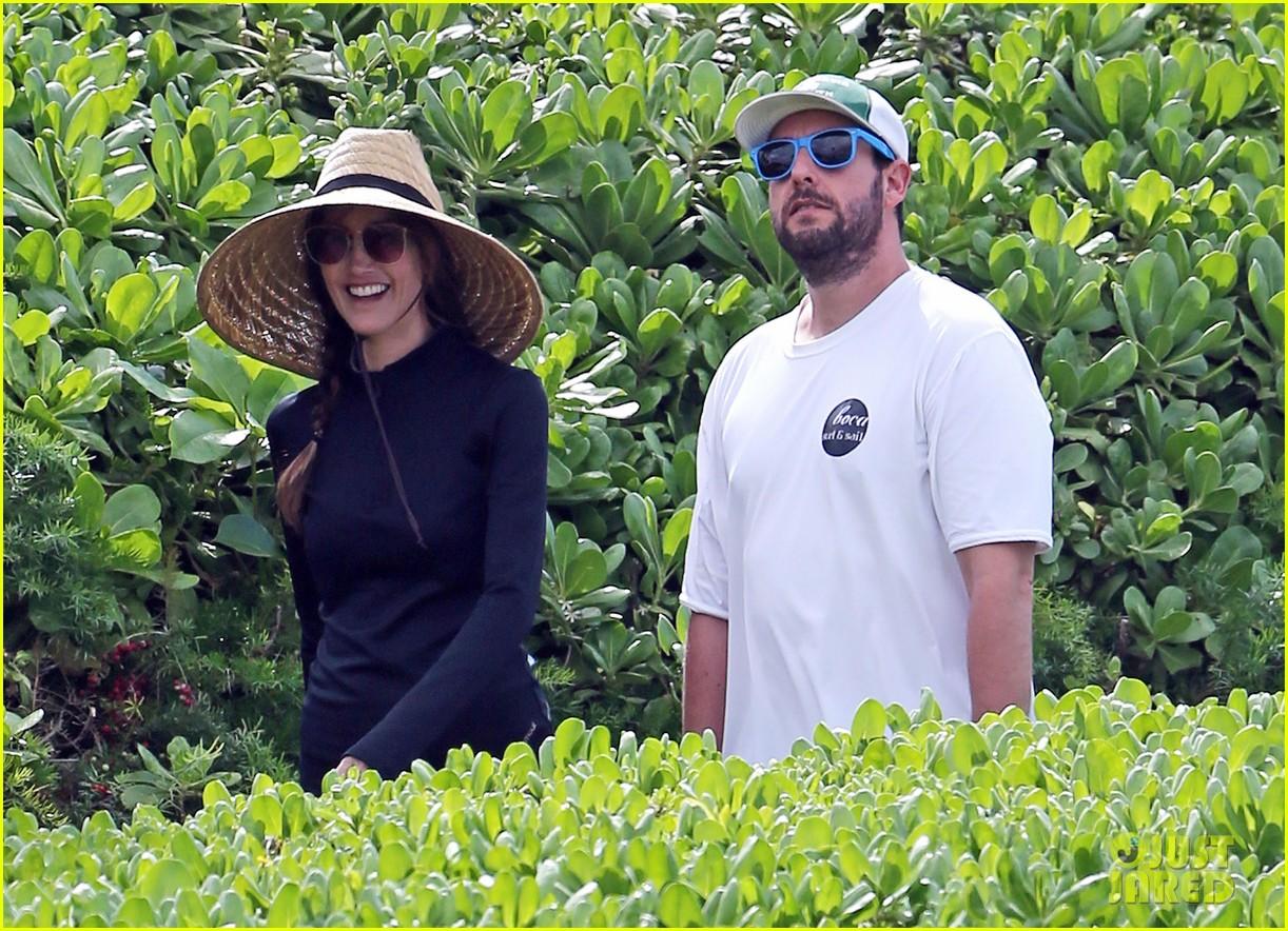 adam sandler wife jackie spend quality time in hawaii 063017789