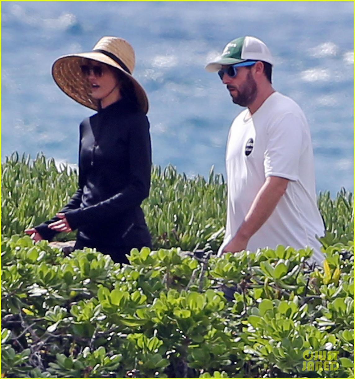 adam sandler wife jackie spend quality time in hawaii 113017794