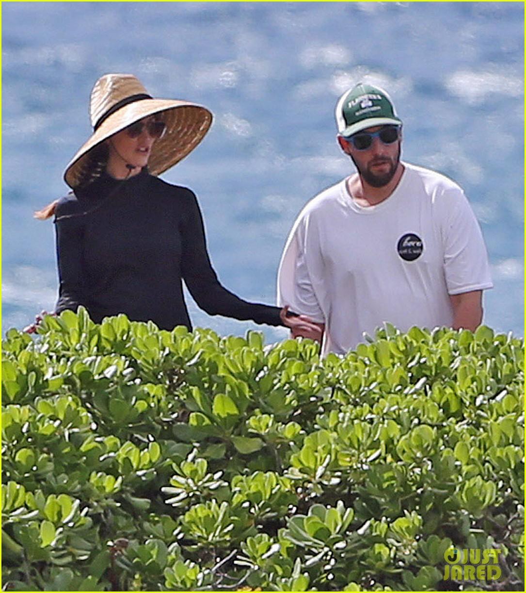 adam sandler wife jackie spend quality time in hawaii 123017795