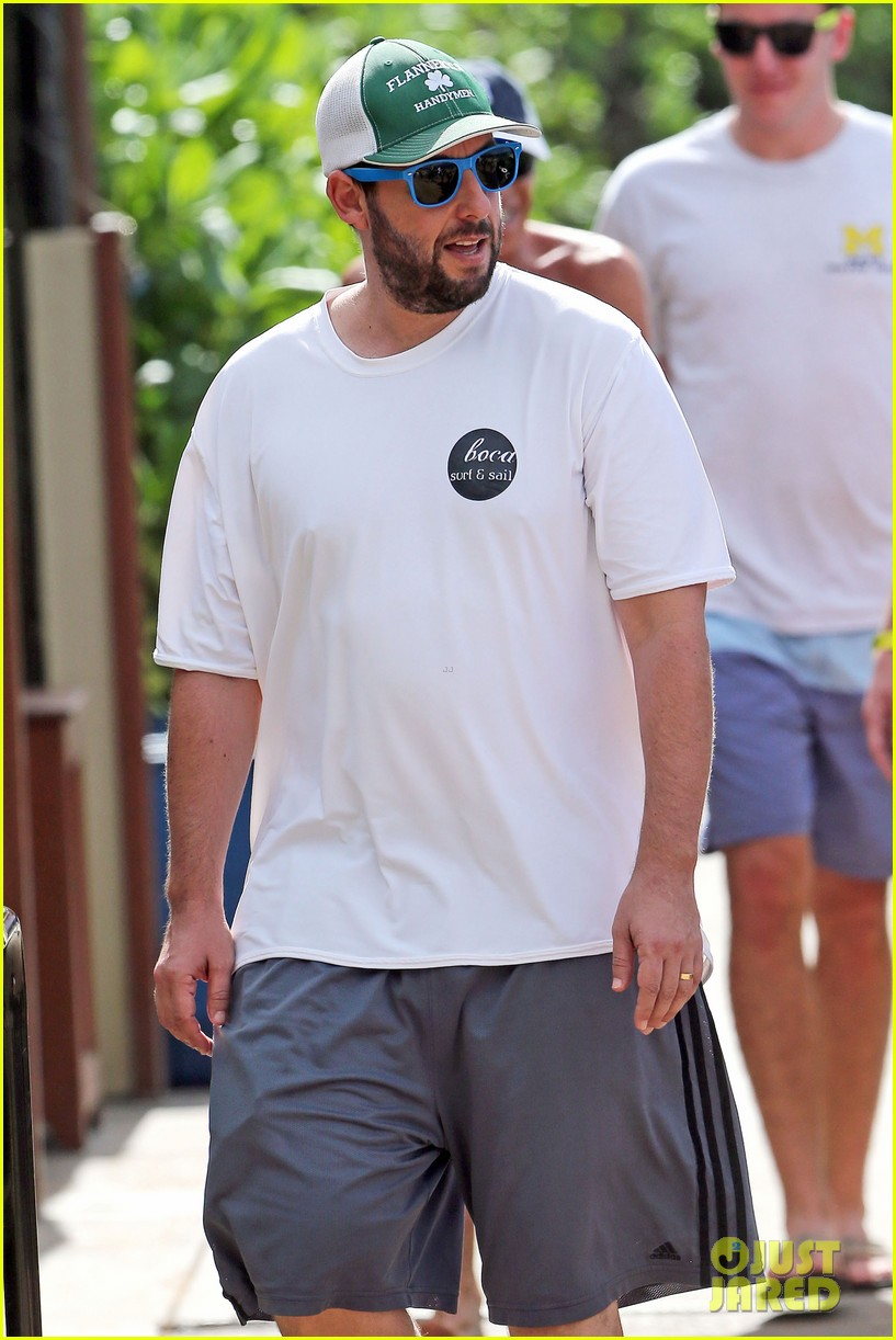 adam sandler wife jackie spend quality time in hawaii 193017802