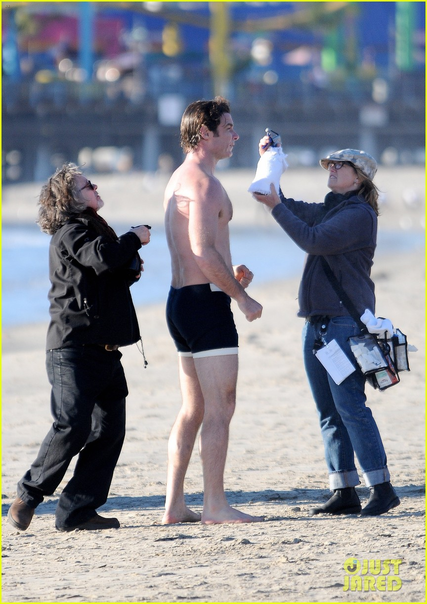 liev schreiber goes shirtless in skimpy swimsuit at the beach 263009346