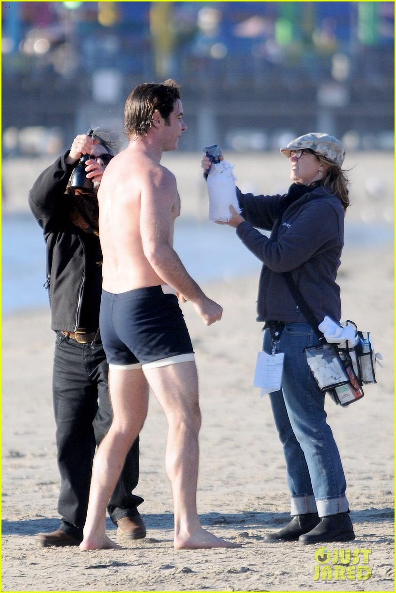 liev schreiber goes shirtless in skimpy swimsuit at the beach 293009349