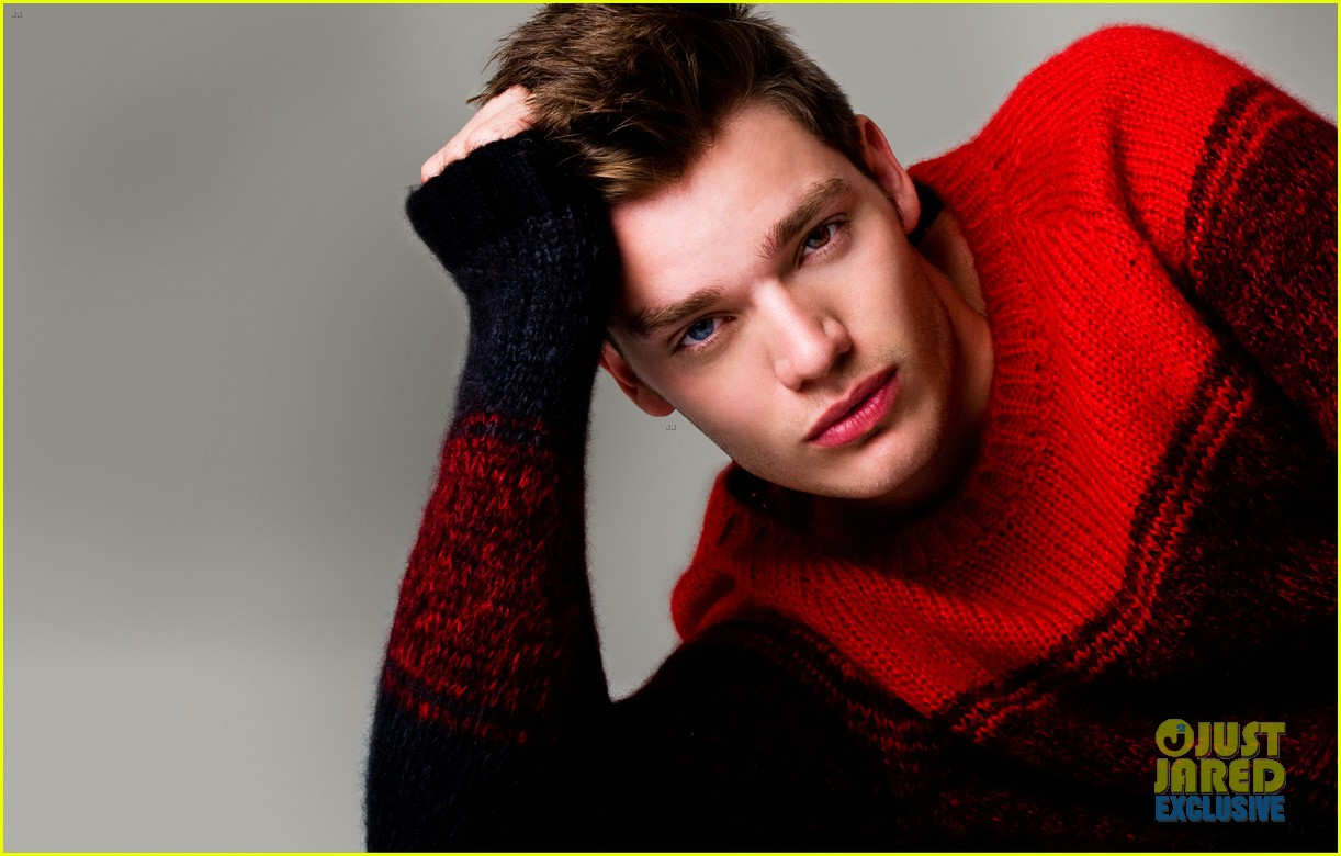 dominic sherwood jj spotlight of the week exclusive 053005632