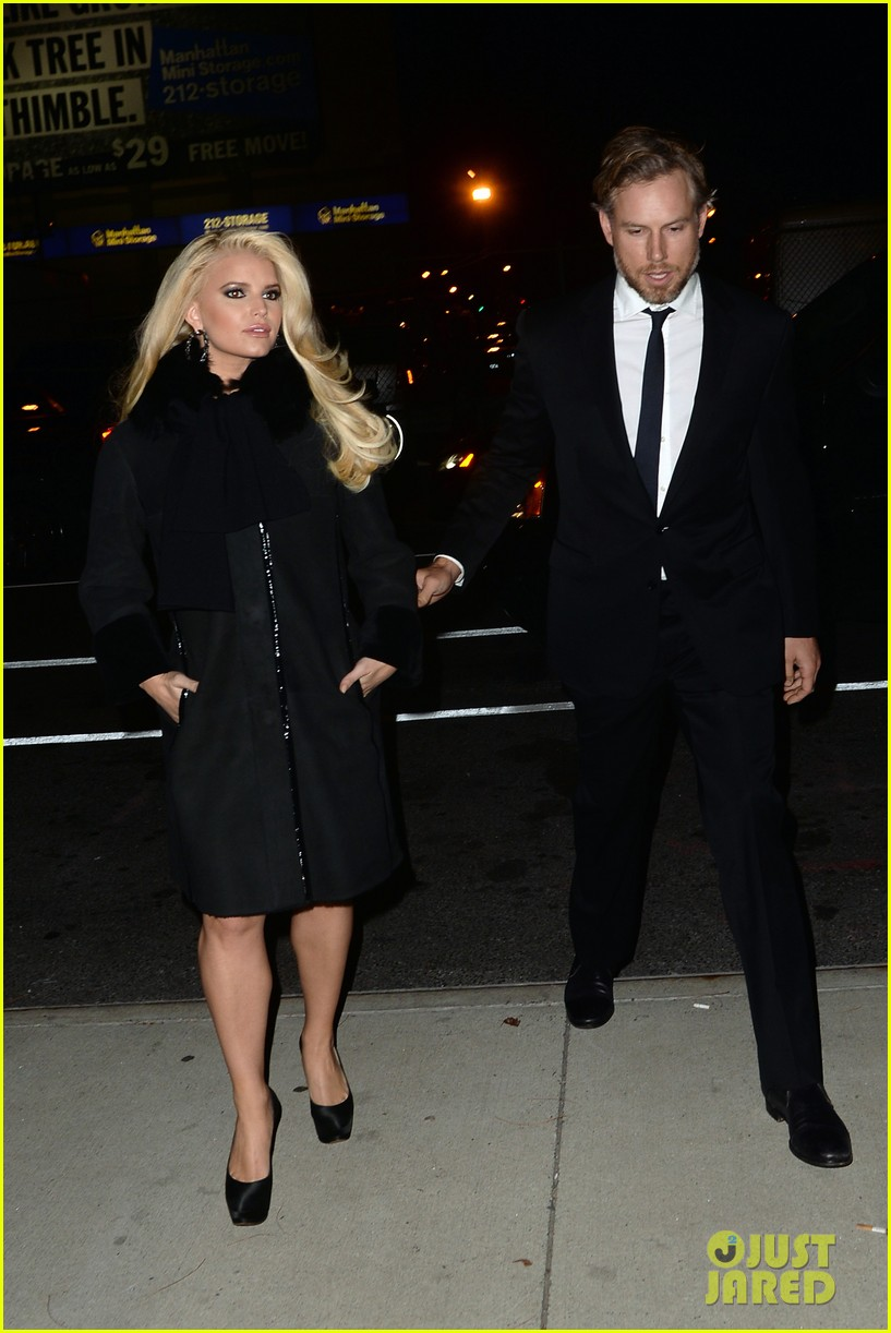 jessica simpson footwear news achievement awards 2013 093004864