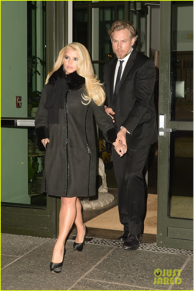 jessica simpson footwear news achievement awards 2013 103004865