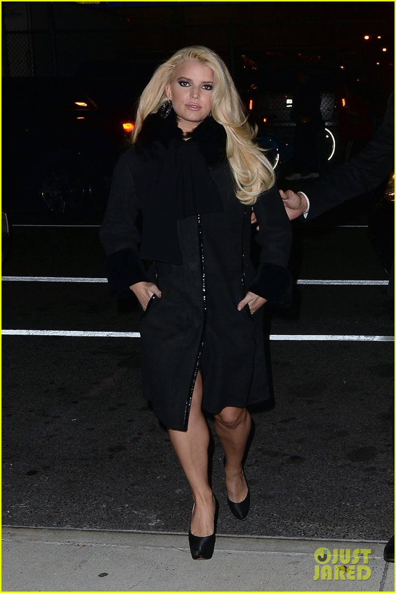 jessica simpson footwear news achievement awards 2013 203004875