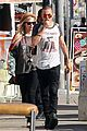 ashlee simpson evan ross sunday shopping sweethearts 09