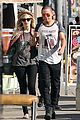 ashlee simpson evan ross sunday shopping sweethearts 10