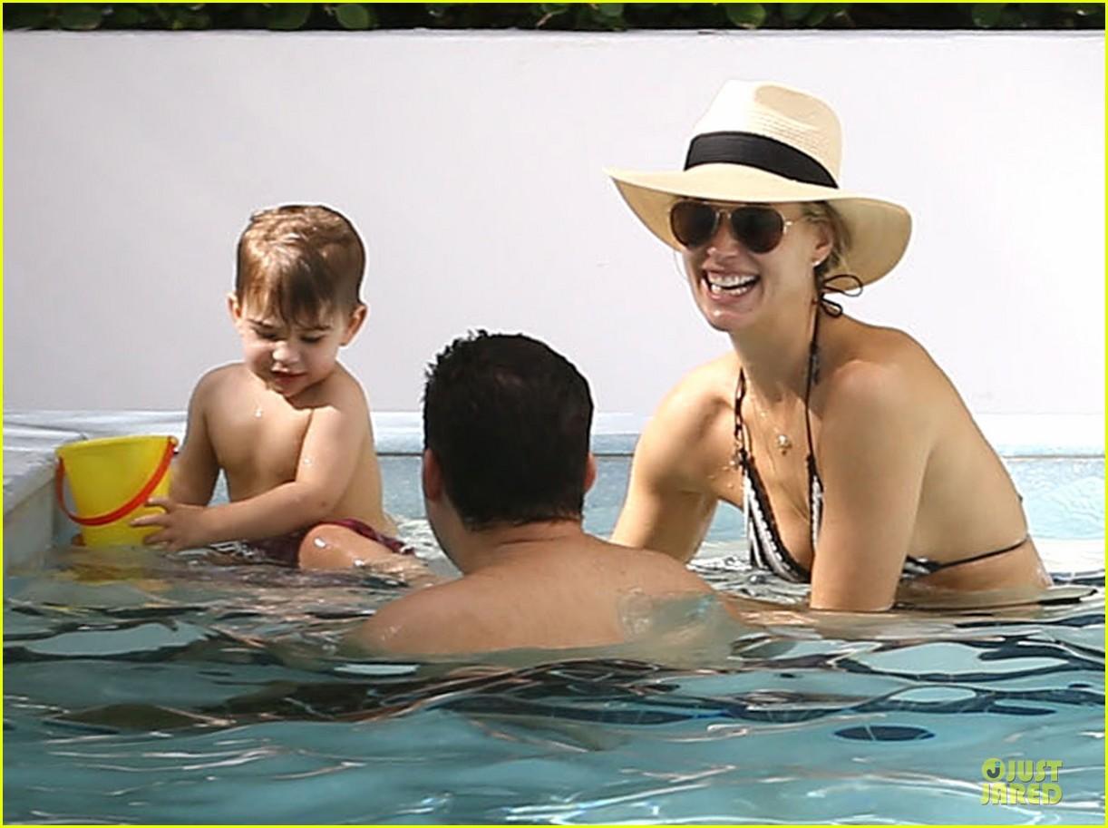 molly sims bikini relaxation with shirtless scott stuber 023017312