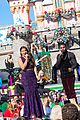 jordin sparks jason derulo duet baby its cold outside for christmas parade video 02