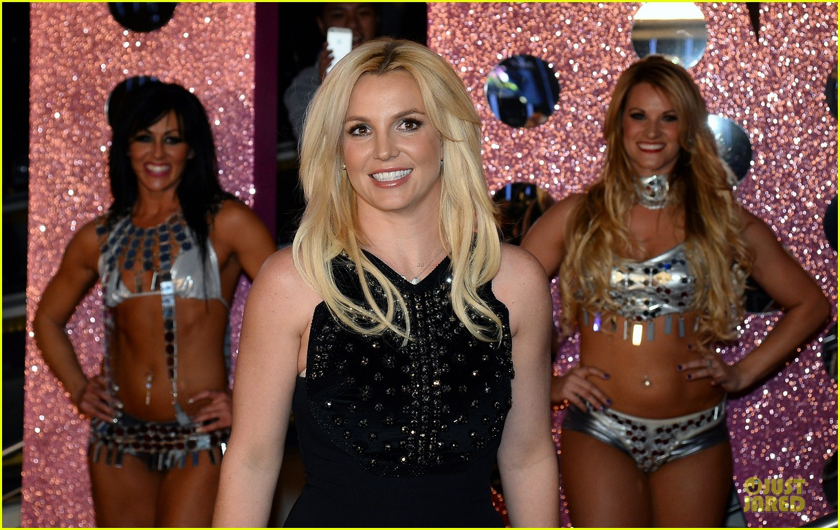 britney spears britney jean record release party 023004553
