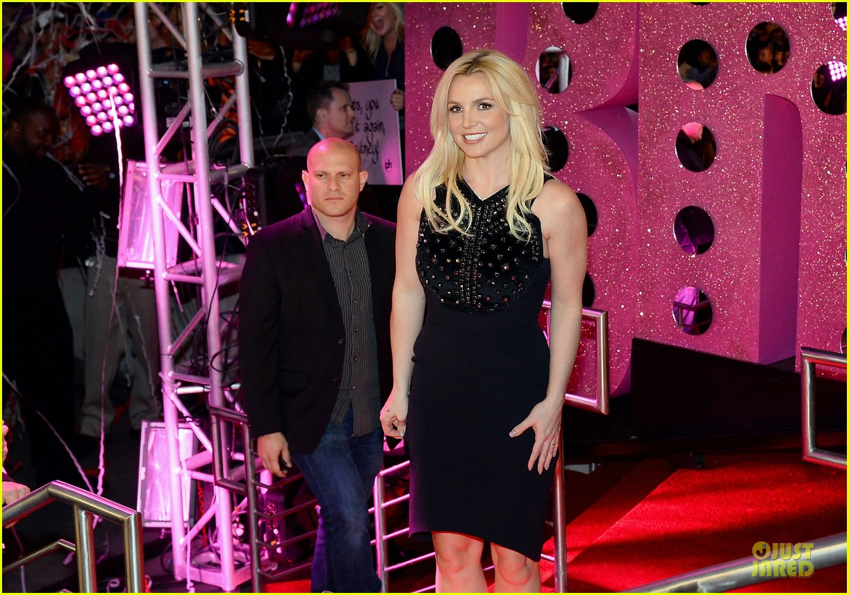 britney spears britney jean record release party 033004554