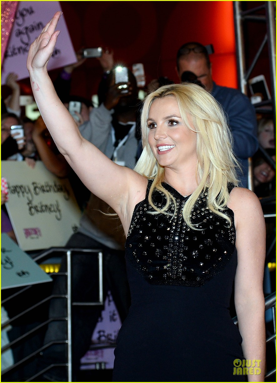 britney spears britney jean record release party 223004573