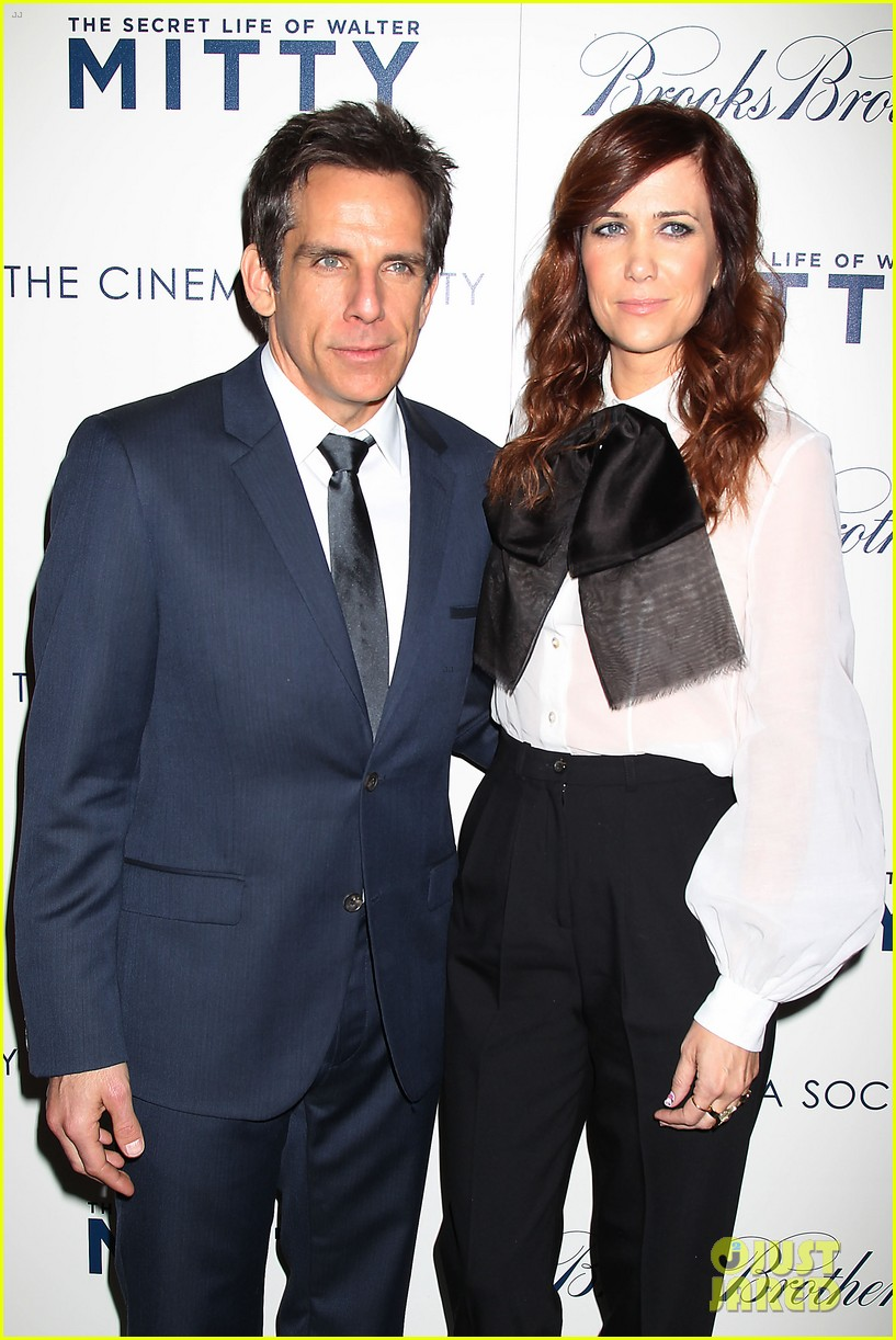 kristen wiig ben stiller own the walter mitty props now 203014862