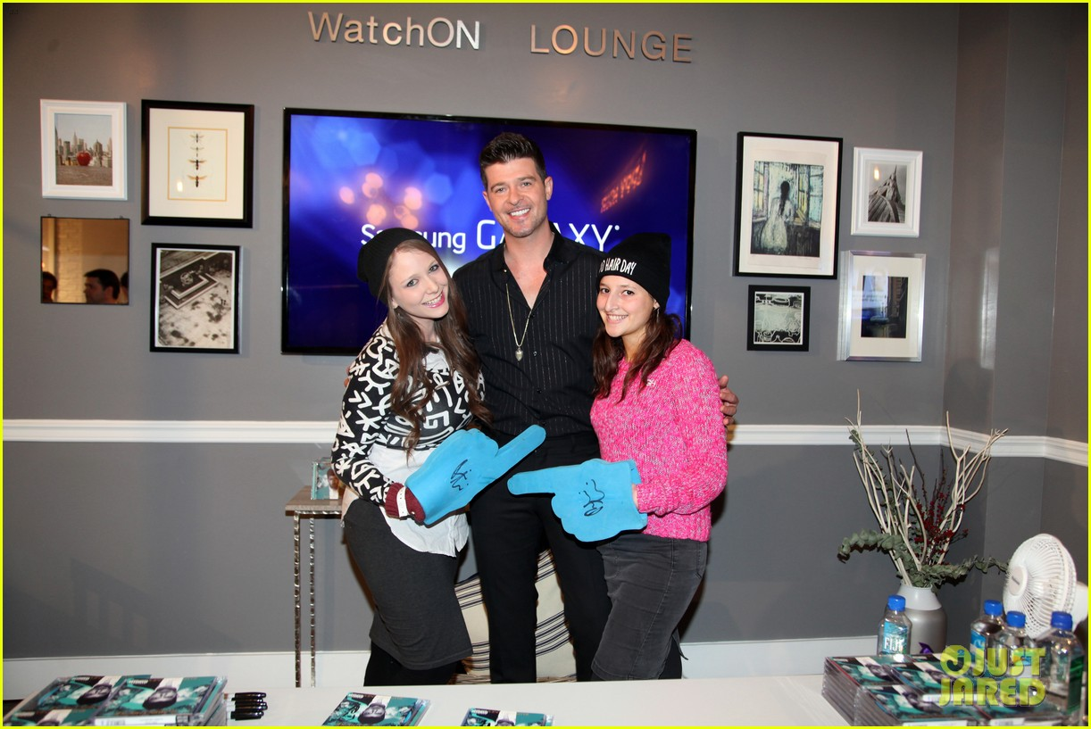 robin thicke z100 jingle ball tonight 053011148