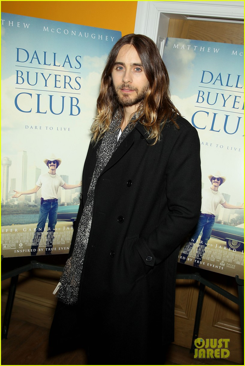 uma thurman jared let dallas buyers club nyc screening 17