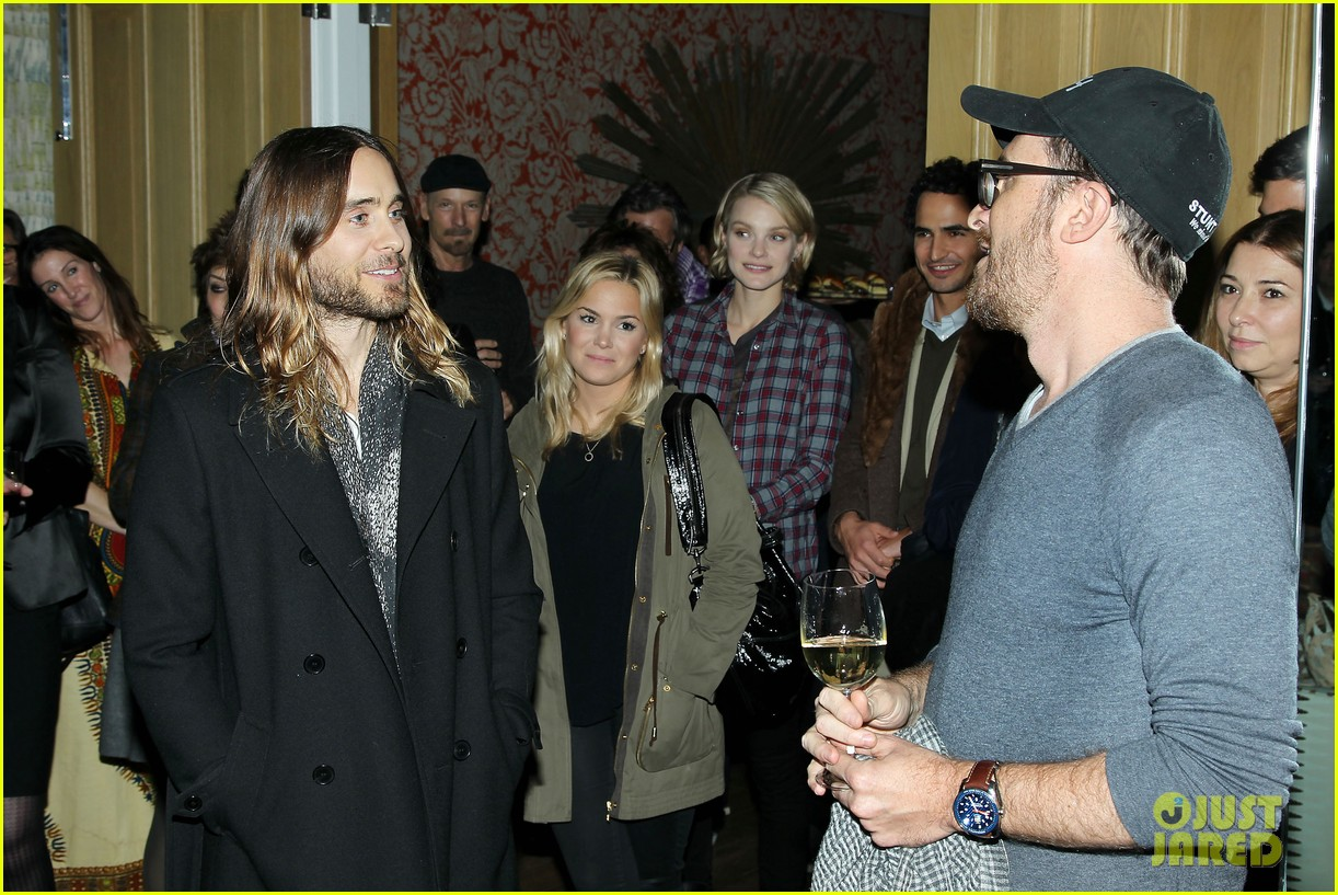 uma thurman jared let dallas buyers club nyc screening 27