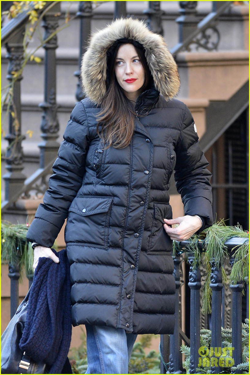 liv tyler really into working with grandmother dorothea johnson 02
