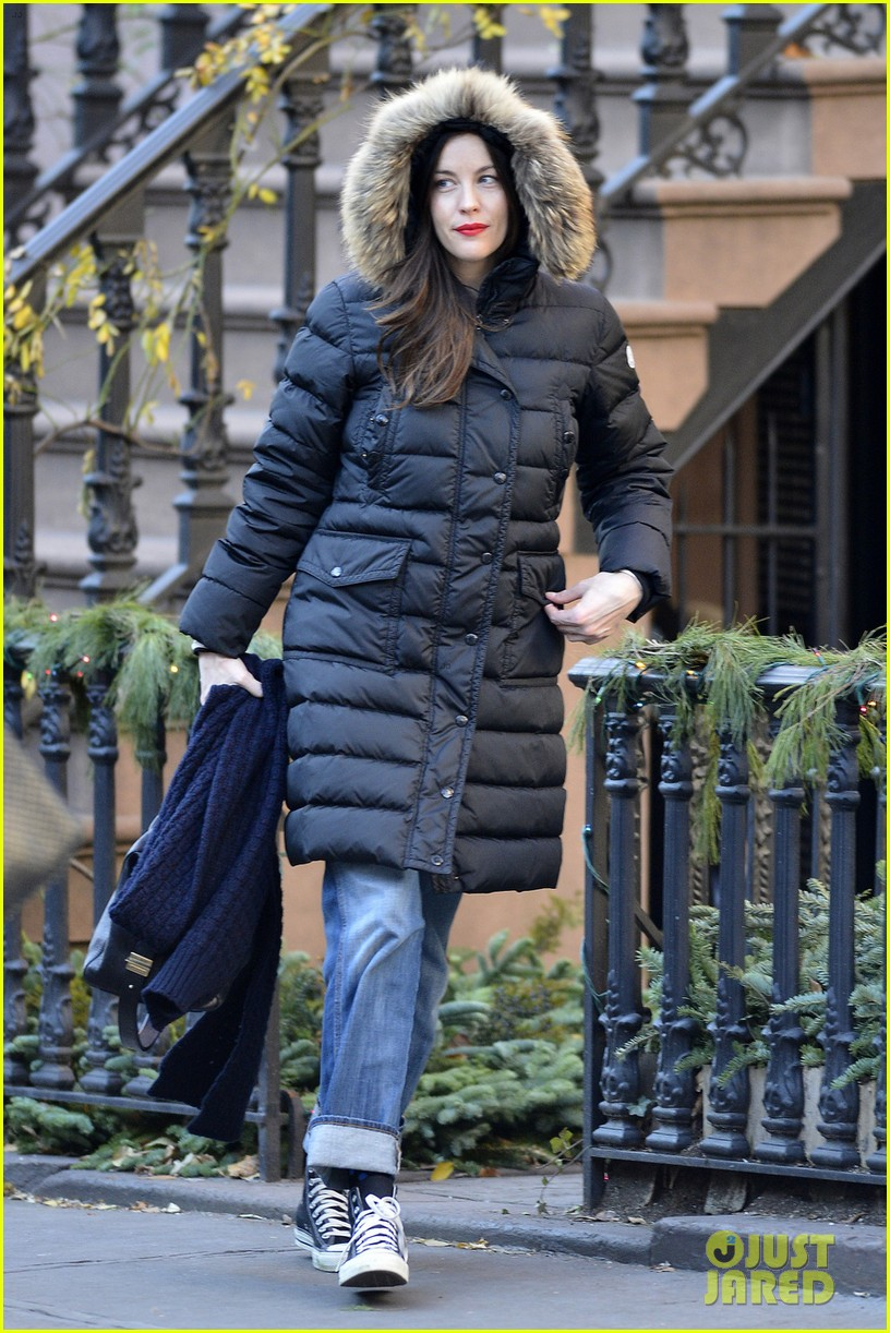 liv tyler really into working with grandmother dorothea johnson 033012845