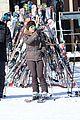 kanye west wears full face mask for skiing with kim kardashian 10