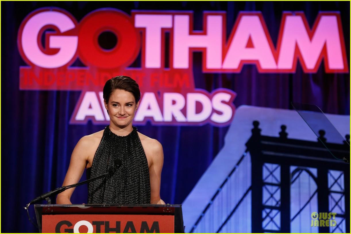 shailene woodley brie larson gotham film awards 14