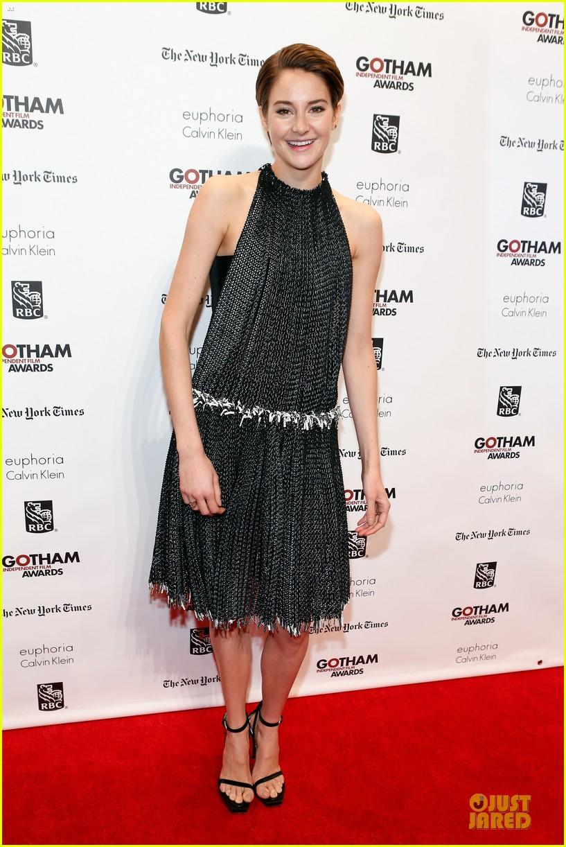 shailene woodley brie larson gotham film awards 15