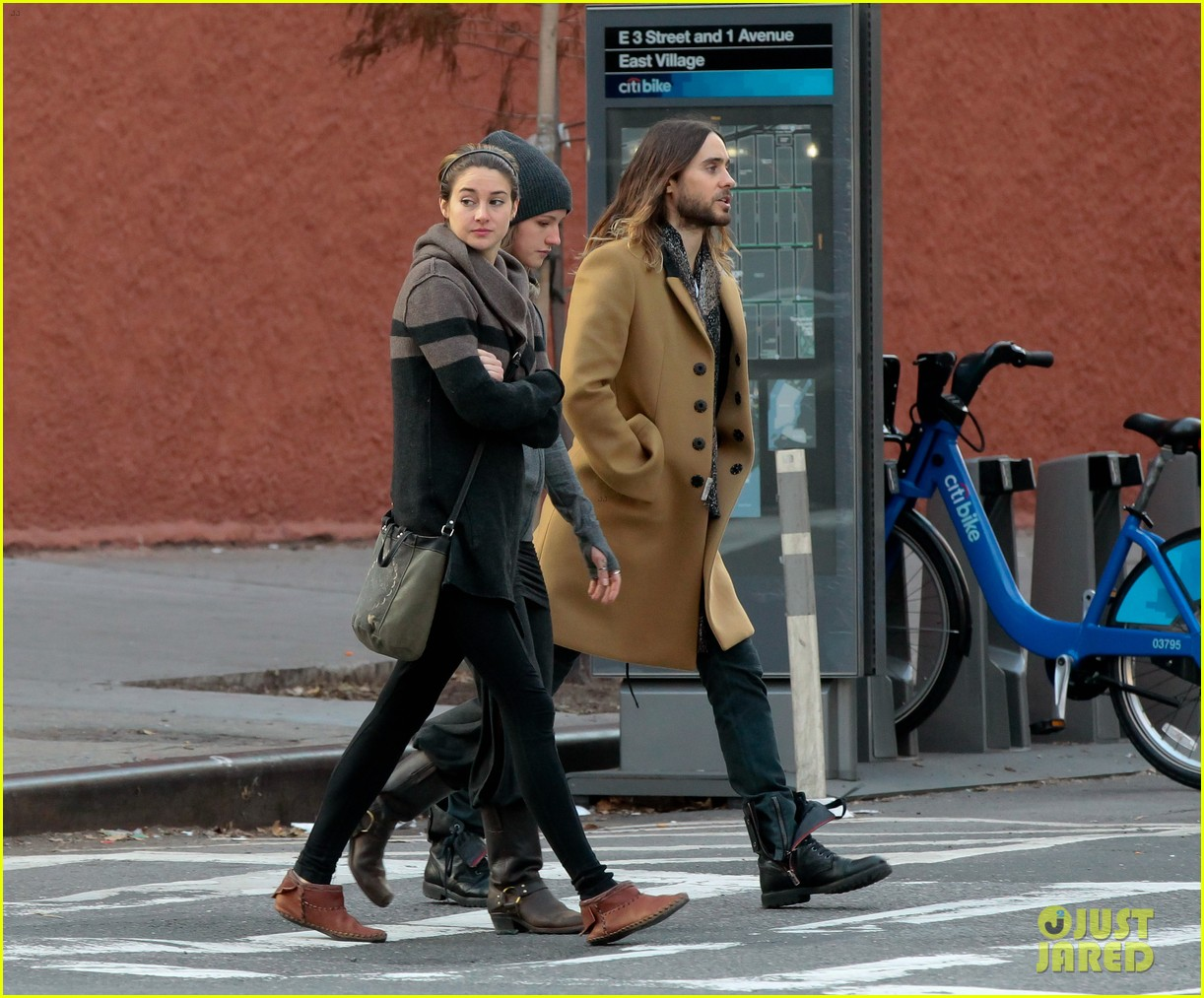 shailene woodley jared leto hang out in new york city 013005221