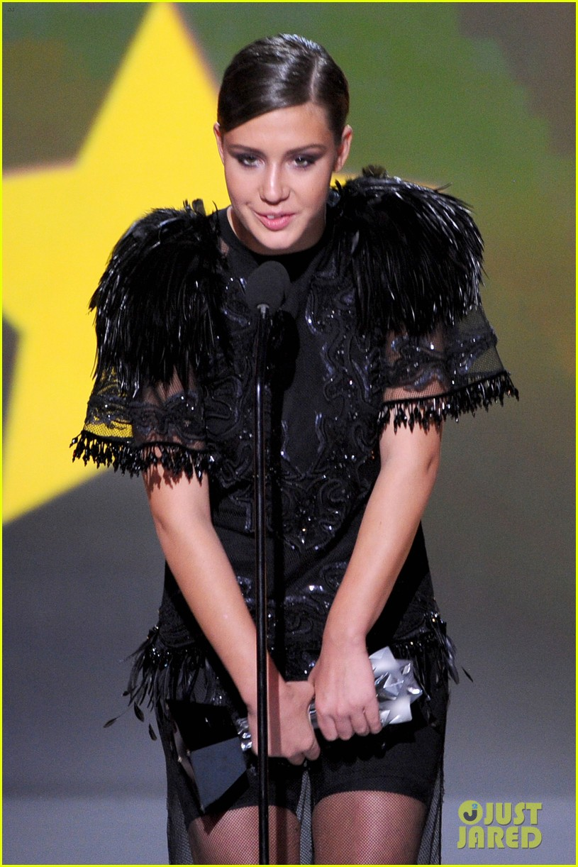 adele exarchopoulos critics choice movie awards 2014 073033084